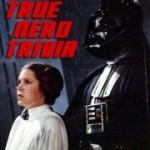 True Nerd Trivia: Thursday April 26th!