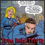 True Nerd Trivia: 3RD ANNIVERSARY!